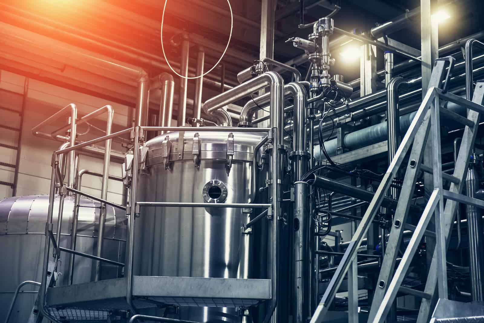 Why Invest in Used Brewery Equipment